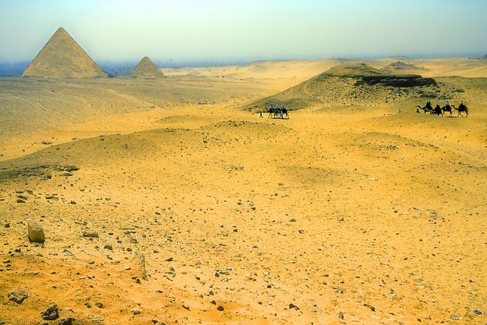 Giza Pyramid by NEZDN