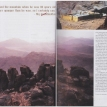 A Walk of Faith to Mount Sinai, published in Venture Magazine, Nov/Dec, 2010-pg 5&6
