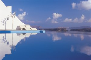Astarte Suites Boutique Hotel | Infinity pool | Santorini Greece