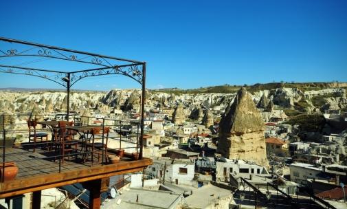 CAPPADOCIA - AYDINLI CAVE HOTEL