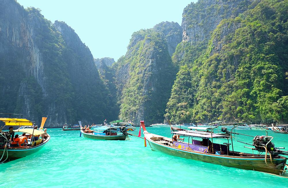 PhiPhi Lagoon
