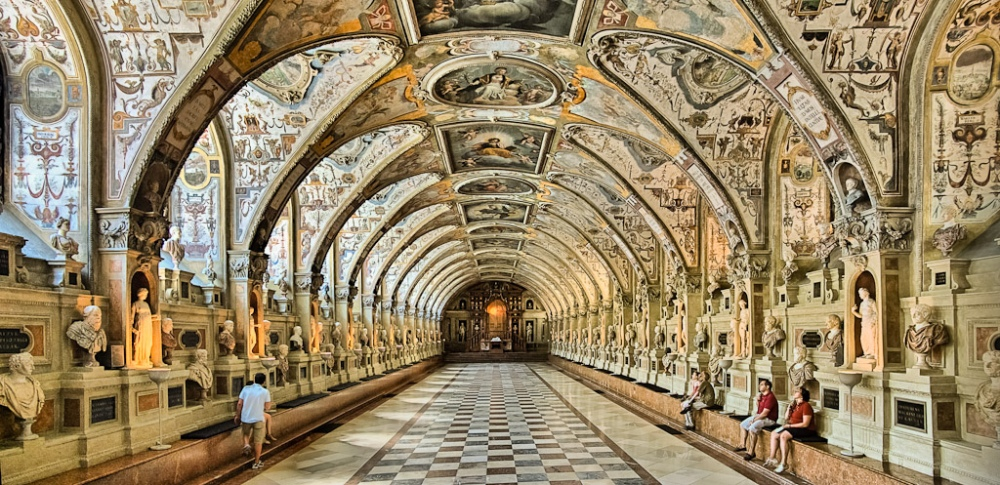 Antiquarium_residence_munich
