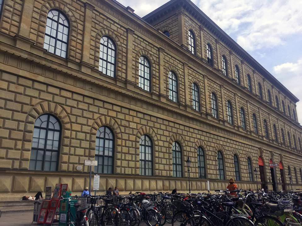 Perpustakaan Bavaria Munich