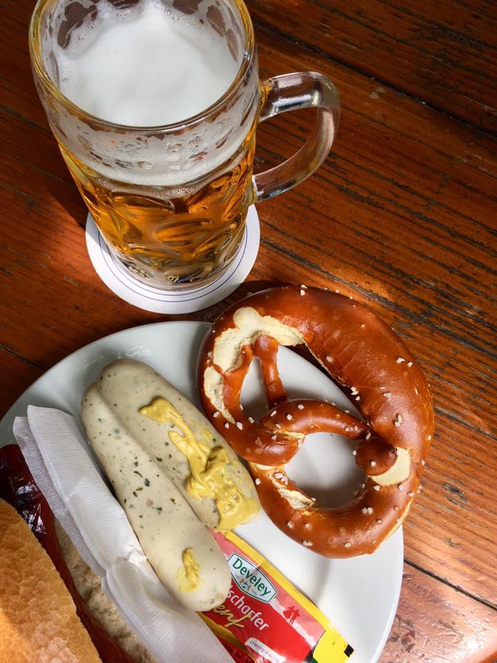 Sarapan Siang ala Bavarian