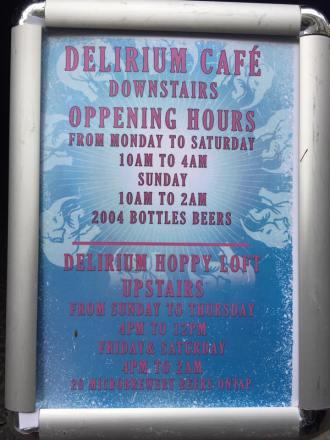 Delirium Cafe6